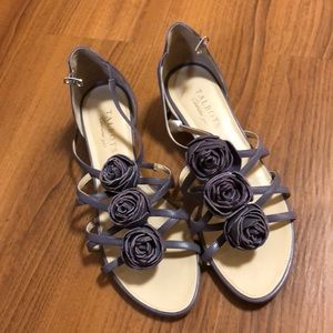 Talbots Strappy Floral Sandal